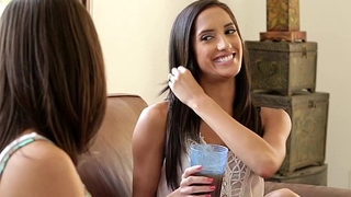 Chloe Amour, Shyla Jennings with an increment of India Summer at Mommy'_s Spread out