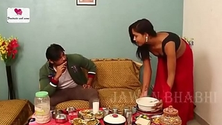 hot bhabi sexual intercourse with regard to youthful boy