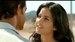 Bollywood Katrina Kaif All Hot Smooches Liplock Video