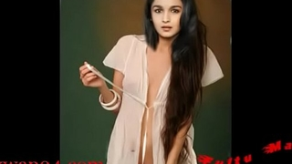 Alia Bhatt bollywood Nipple coupled with breast (sexwap24.com)