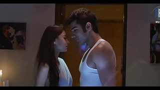 Midst Night Sara Khan Hot Scenes - Mumbai (2014)
