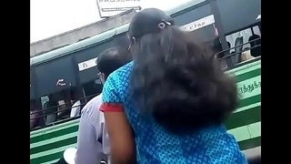 Indian hair spycam