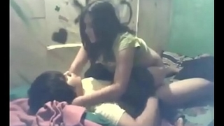 Indian Desi Couple Sextape with Jeans on Cam-Mms Hot