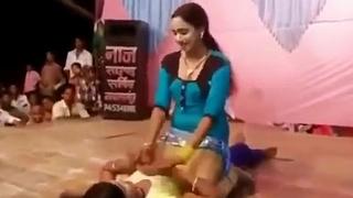 New Midnight Village Recording Dance Telugu Part 48