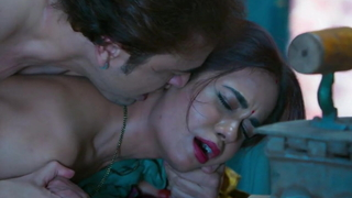 Dhoban aur Sarpanch Noisome unconnected with Her Hubby Golu Rendering Wild Sex
