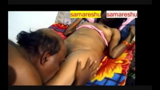TELUGU VILLAGE COUPLE 34