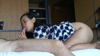 Indonesian Wallop meet Chubby Creampie