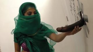 Arab slut engulfing bbc