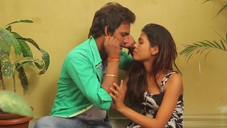 Hot desi shortfilm 425 - Confidential squeezed hard, kissed, grabbed & pressed